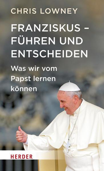 Franziskus - Führen und Entscheiden - Coverbild