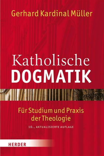 Katholische Dogmatik - Coverbild