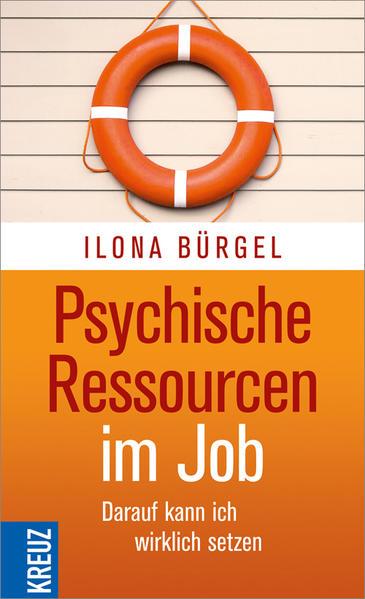 Psychische Ressourcen im Job - Coverbild