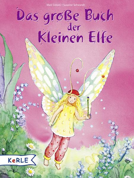 Das große Buch der kleinen Elfe - Coverbild