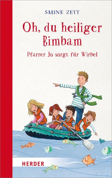 Oh, du heiliger Bimbam - Coverbild