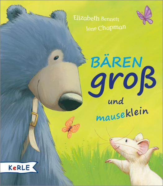 Bärengroß und mauseklein - Coverbild