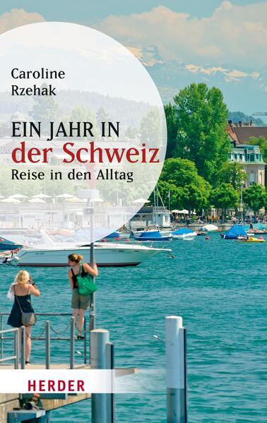 Ein Jahr in der Schweiz - Coverbild