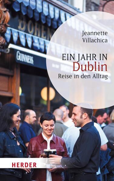 Ein Jahr in Dublin - Coverbild