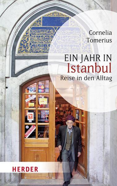 Ein Jahr in Istanbul - Coverbild