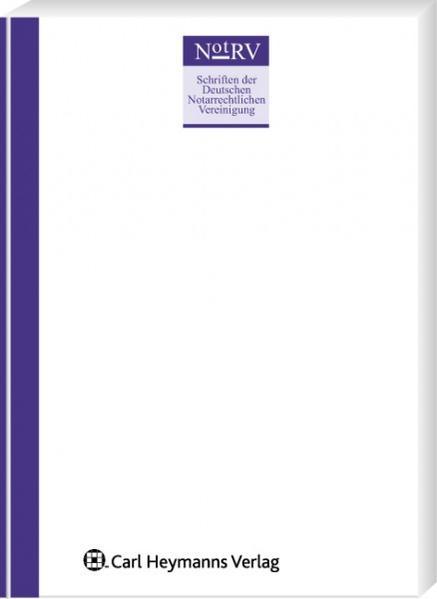 Die Beendigung ehelicher Güterstände mit Auslandsbezug in Deutschland und Frankreich - Coverbild