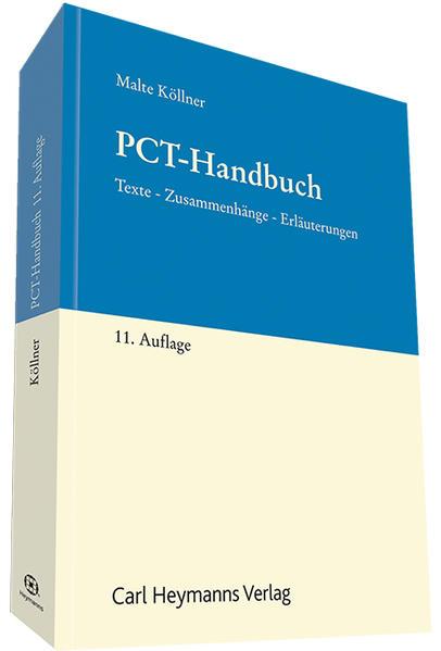 PCT-Handbuch - Coverbild