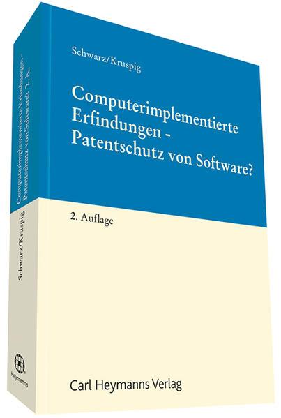 Computerimplementierte Erfindungen - Coverbild