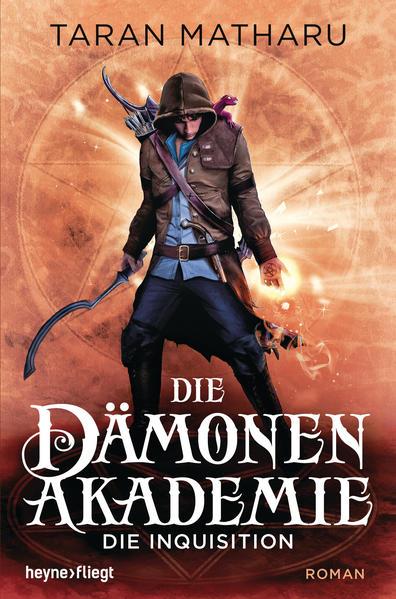 Dämonenakademie - Die Inquisition - Coverbild