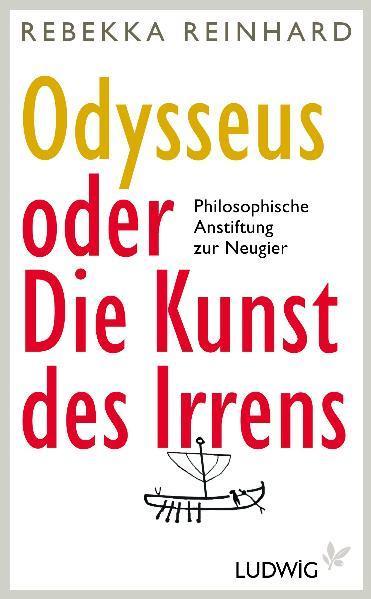 Odysseus oder Die Kunst des Irrens - Coverbild