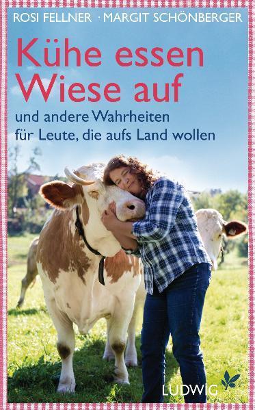 Kühe essen Wiese auf - Coverbild