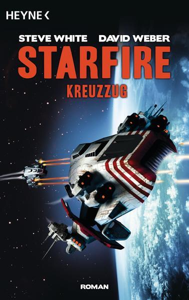 Starfire - Kreuzzug - Coverbild