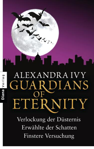 Guardians of Eternity - Coverbild