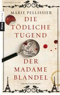 Die tödliche Tugend der Madame Blandel Cover