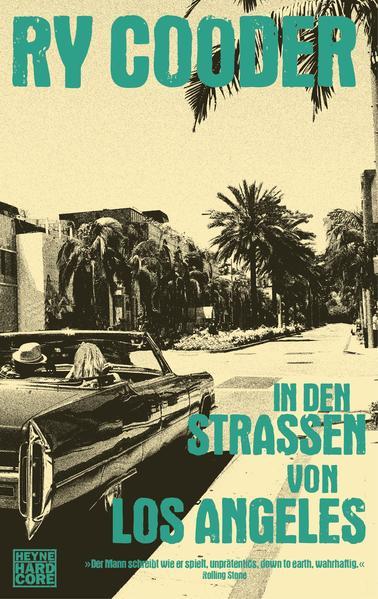In den Straßen von Los Angeles - Coverbild