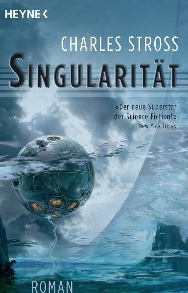 Singularität - Coverbild