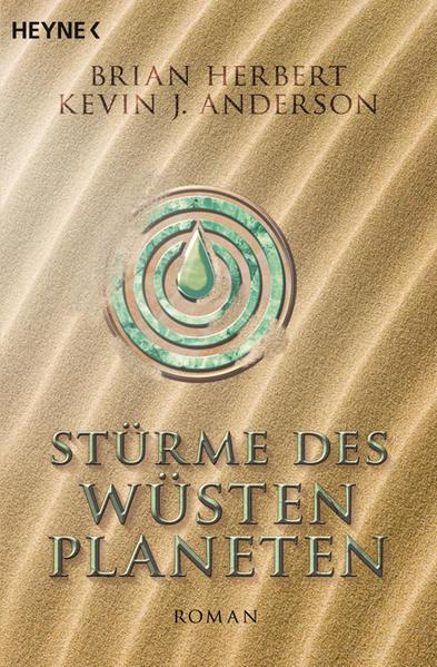 Stürme des Wüstenplaneten - Coverbild