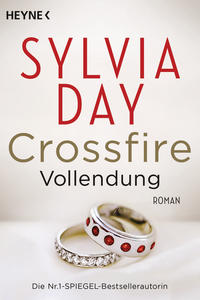 Crossfire. Vollendung Cover