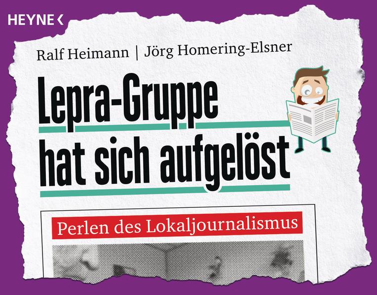 Lepra-Gruppe hat sich aufgelöst - Coverbild