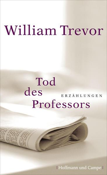 Tod des Professors - Coverbild