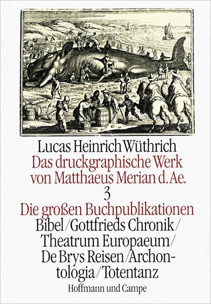 Das druckgraphische Werk von Matthaeus Merian d. AE. - Coverbild