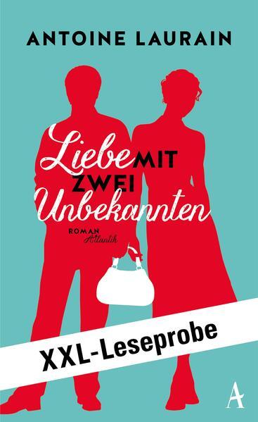 XXL-LESEPROBE: Laurain - Liebe mit zwei Unbekannten - Coverbild