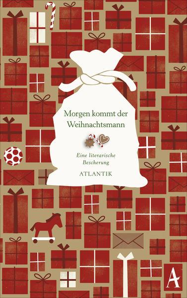 Morgen kommt der Weihnachtsmann - Coverbild