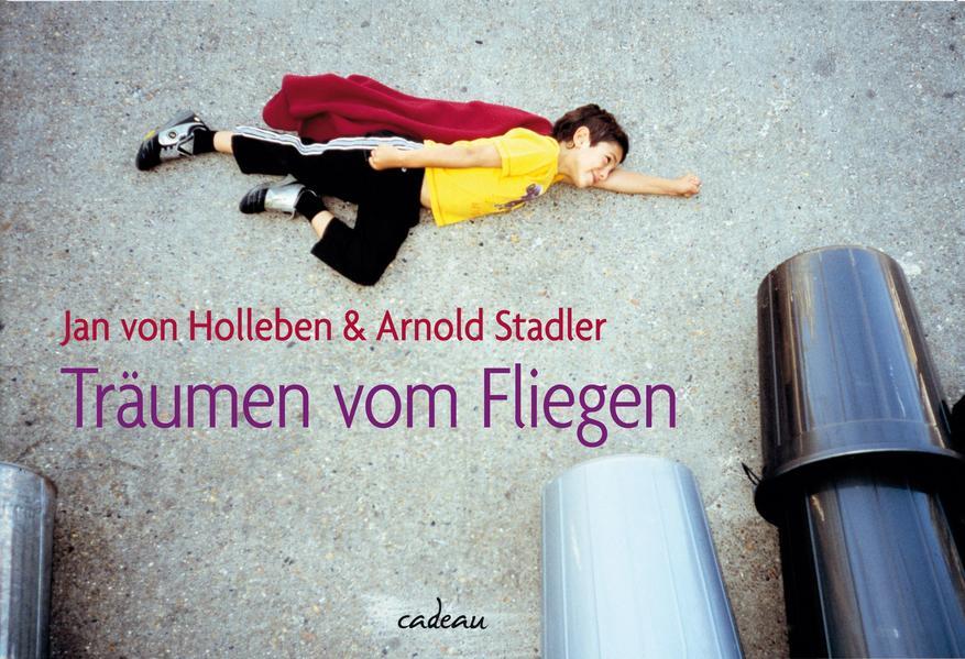 Vom Fliegen und anderen Kinderträumen - Coverbild