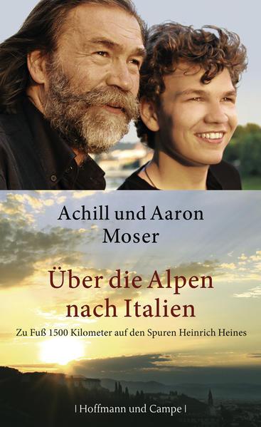 Über die Alpen nach Italien - Coverbild