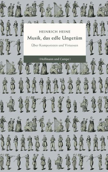 Musik, das edle Ungetüm - Coverbild