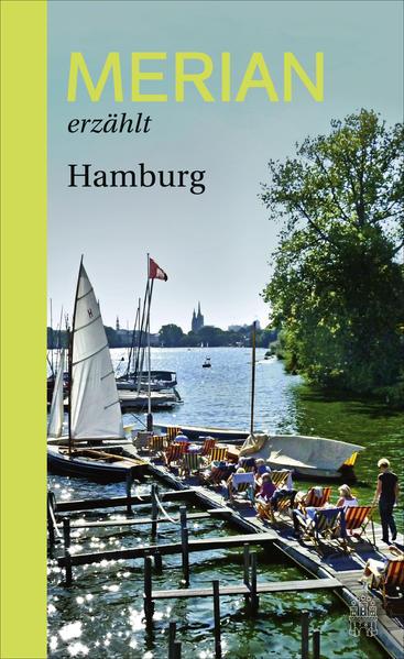 MERIAN erzählt Hamburg - Coverbild