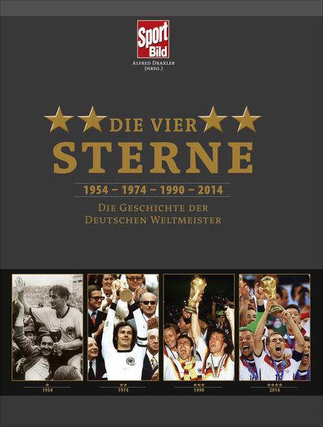 SportBild Die vier Sterne - Coverbild