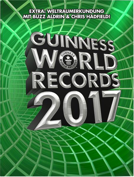 Guinness World Records 2017 - Coverbild