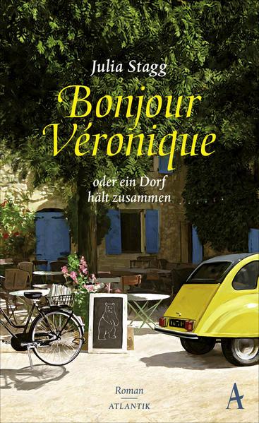 Bonjour Veronique oder ein Dorf hält zusammen - Coverbild