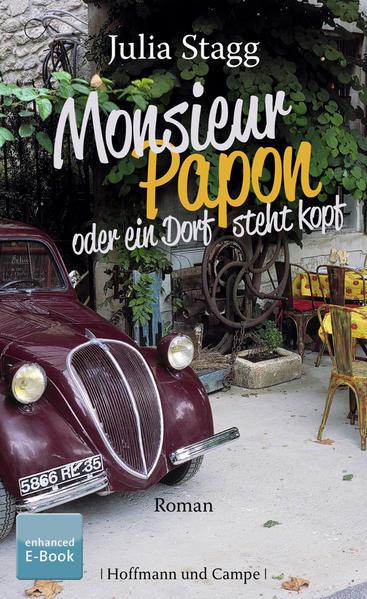 Monsieur Papon oder ein Dorf steht kopf - Coverbild
