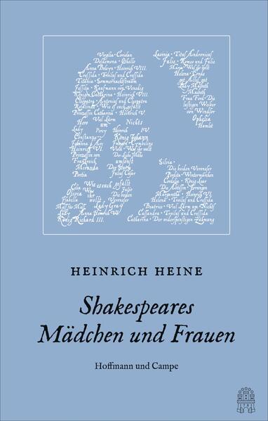 Shakespeares Mädchen und Frauen - Coverbild
