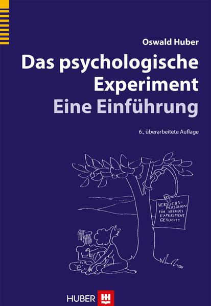 Das psychologische Experiment - Coverbild