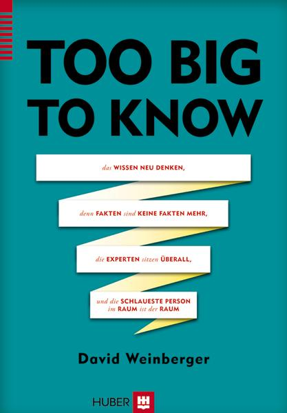 Too Big to Know - Coverbild