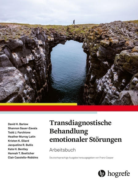 Transdiagnostische Behandlung emotionaler Störungen - Coverbild