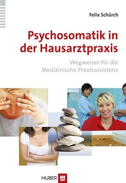 Psychosomatik in der Hausarztpraxis - Coverbild