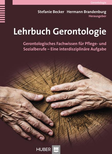 Lehrbuch Gerontologie - Coverbild