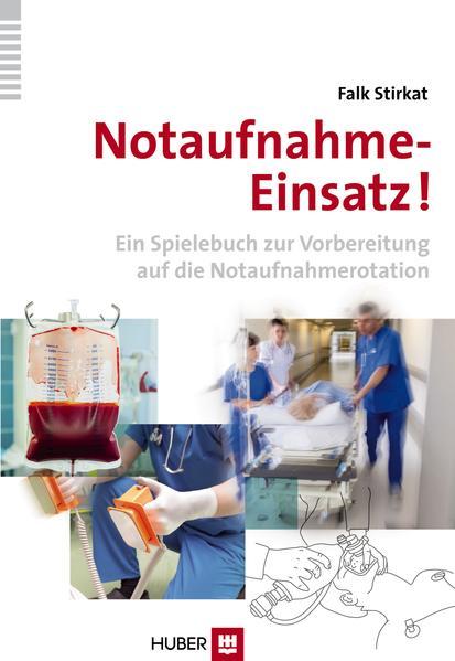 Notaufnahme–Einsatz! - Coverbild