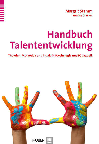 Handbuch Talententwicklung - Coverbild