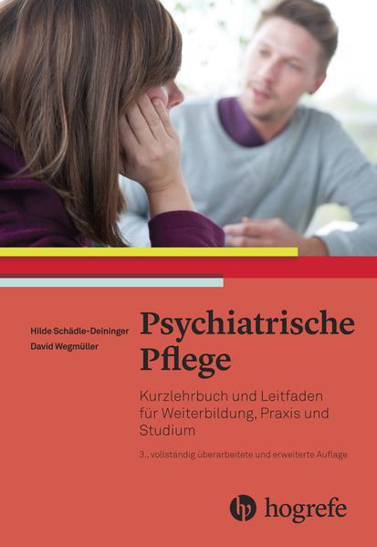 Psychiatrische Pflege - Coverbild