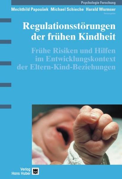 Regulationsstörungen der frühen Kindheit - Coverbild