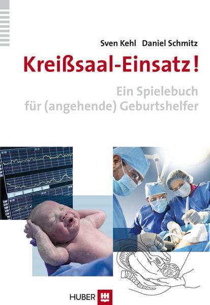 Kreißsaal-Einsatz! - Coverbild