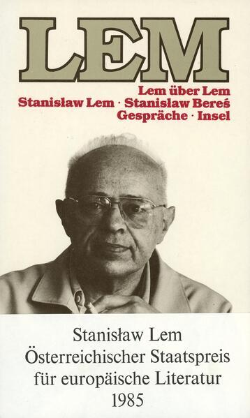 Lem über Lem - Coverbild