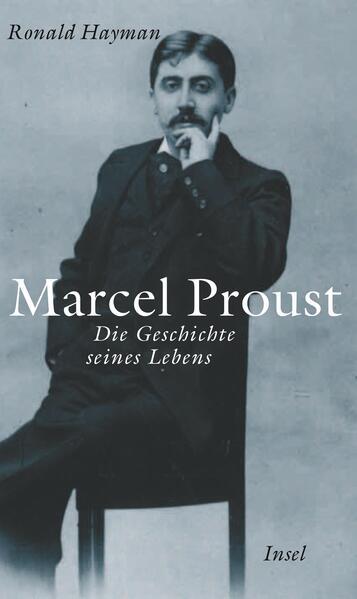 Marcel Proust - Coverbild