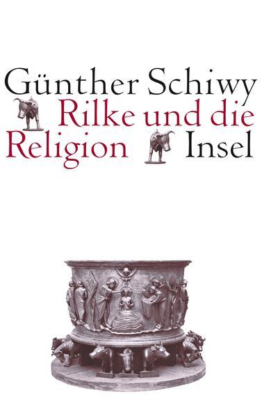 Rilke und die Religion - Coverbild