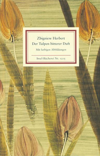 Der Tulpen bitterer Duft - Coverbild